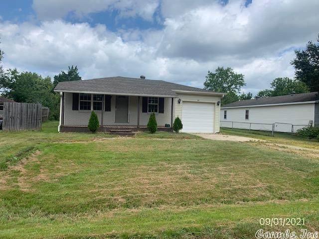 5601 Gene Street, Paragould, AR 72450 (MLS #21034661) :: Liveco Real Estate