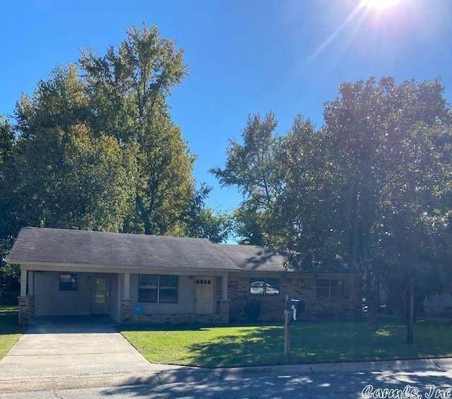 29 Chalet, Cabot, AR 72023 (MLS #21034852) :: Liveco Real Estate