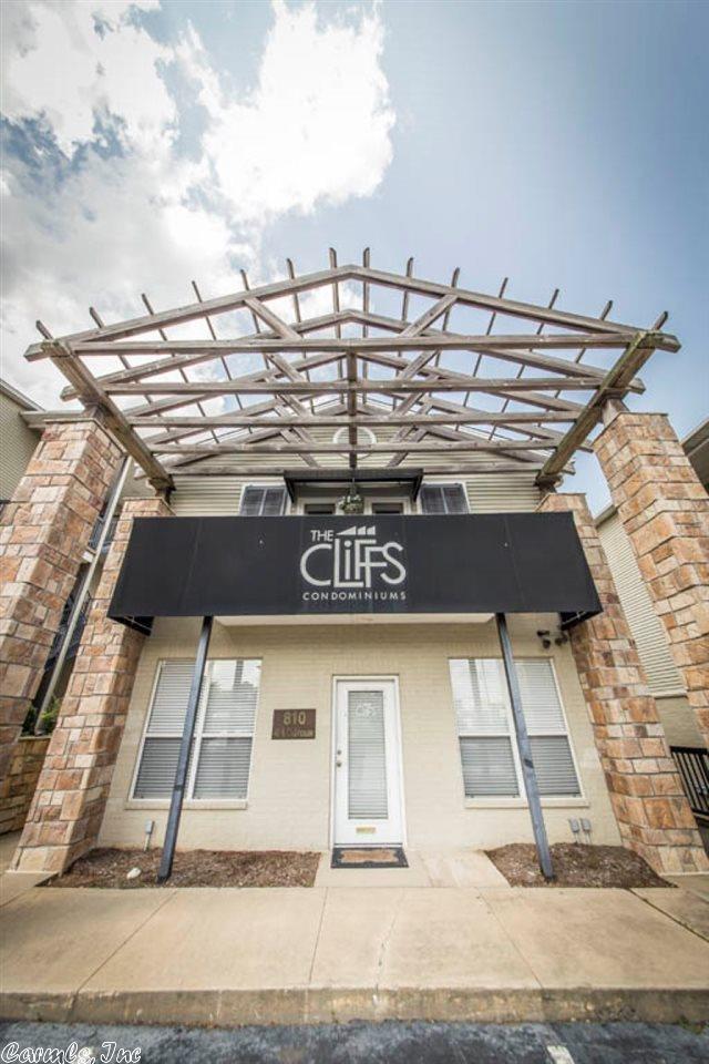 820 North Street #8, Little Rock, AR 72201 (MLS #19020795) :: Truman Ball & Associates - Realtors® and First National Realty of Arkansas