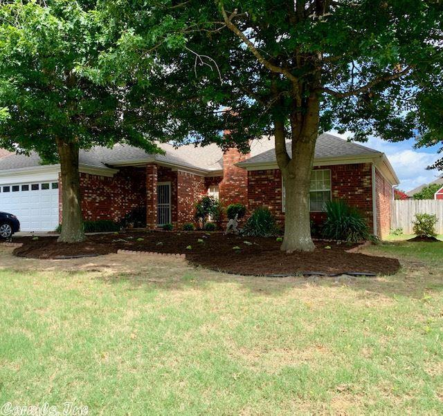 2314 Cattail, Searcy, AR 72143 (MLS #19020797) :: Truman Ball & Associates - Realtors® and First National Realty of Arkansas
