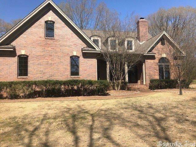 4 Robinwood Dr, Searcy, AR 72143 (MLS #21008299) :: The Angel Group