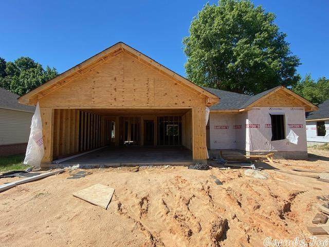 1007 William Hall, Paragould, AR 72450 (MLS #21011999) :: The Angel Group