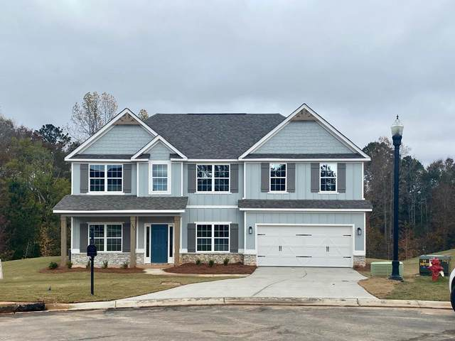 1595 Creekstone, OPELIKA, AL 36804 (MLS #180447) :: Kim Mixon Real Estate