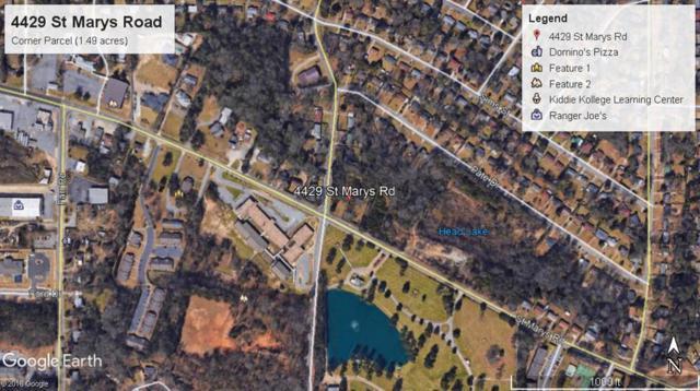 4429 St Marys Road, COLUMBUS, GA 31907 (MLS #164739) :: Matt Sleadd