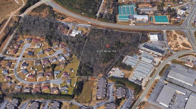 4220 Miller Road, COLUMBUS, GA 31909 (MLS #165356) :: The Brady Blackmon Team