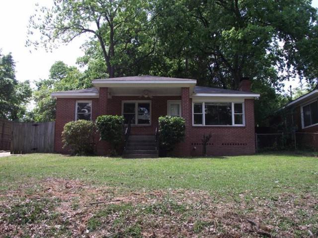 3813 Howard Avenue, COLUMBUS, GA 31904 (MLS #165907) :: The Brady Blackmon Team