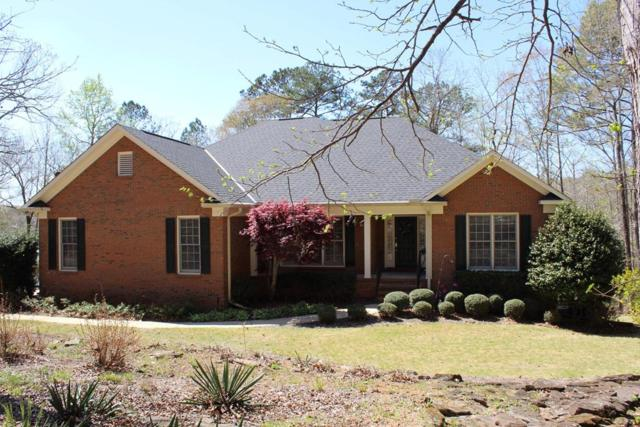 4837 Piedmont Lake Road, PINE MOUNTAIN, GA 31822 (MLS #169480) :: Matt Sleadd REALTOR®