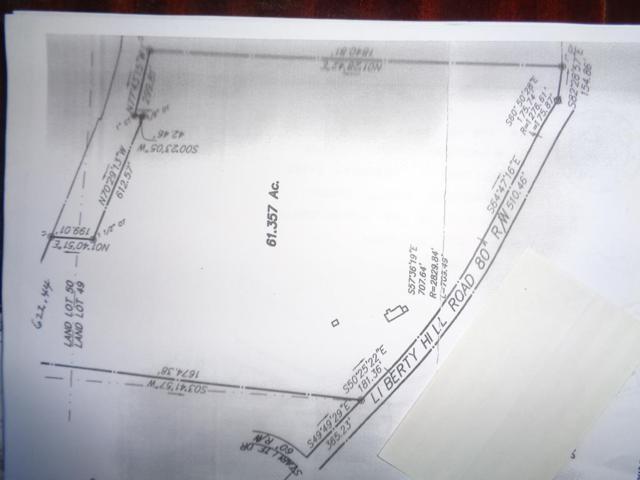 165 Liberty Hill Road, CUSSETA, GA 31805 (MLS #170256) :: Matt Sleadd REALTOR®