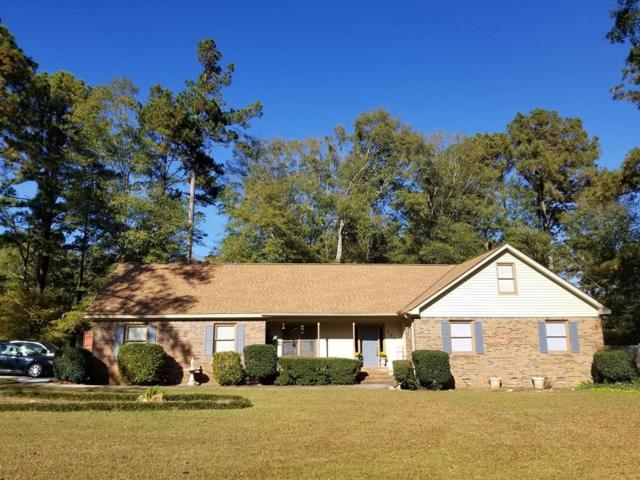 151 Parkway Drive, PINE MOUNTAIN, GA 31822 (MLS #170944) :: The Brady Blackmon Team