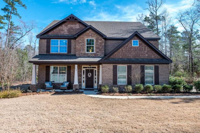 150 Arrowhead Drive, ELLERSLIE, GA 31831 (MLS #170983) :: The Brady Blackmon Team