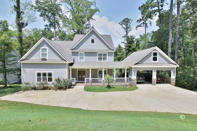 6033 Wellesley Drive, COLUMBUS, GA 31904 (MLS #174533) :: The Brady Blackmon Team