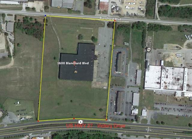 1600 Blanchard Boulevard, COLUMBUS, GA 31901 (MLS #175717) :: The Brady Blackmon Team