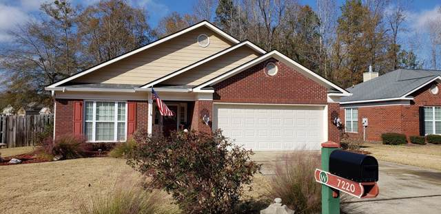 7220 Wrenwood Drive, COLUMBUS, GA 31909 (MLS #176576) :: The Brady Blackmon Team