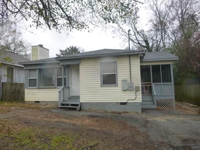3542 Woodland Drive, COLUMBUS, GA 31907 (MLS #176936) :: The Brady Blackmon Team