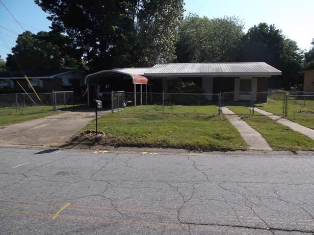 1900 Wellborn Drive, COLUMBUS, GA 31907 (MLS #176945) :: The Brady Blackmon Team