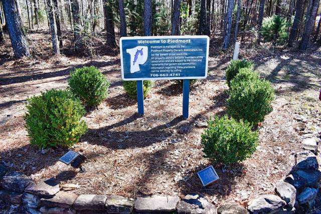 LOT 133 PHASE 1 Piedmont Lake Drive, PINE MOUNTAIN, GA 31822 (MLS #177155) :: Haley Adams Team