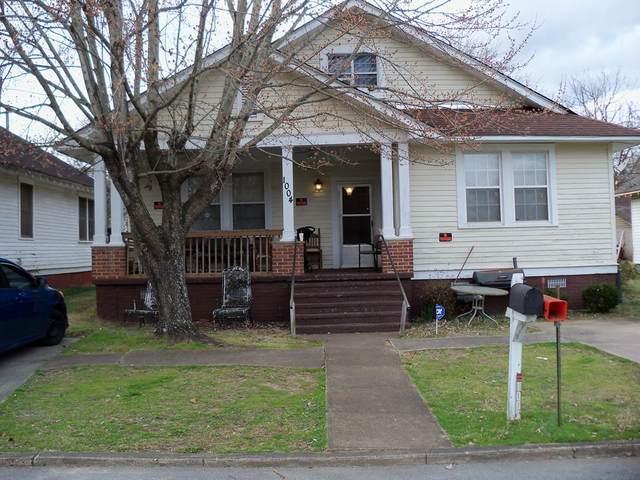 1004-E East 1st Avenue, LANETT, AL 36863 (MLS #177338) :: Haley Adams Team