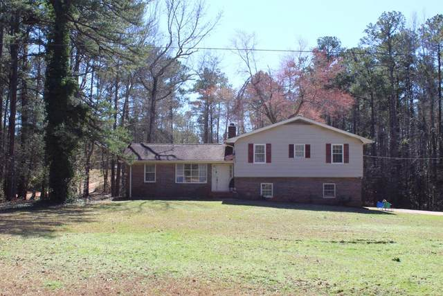 228 Ebenezer Church Road, PINE MOUNTAIN, GA 31822 (MLS #177532) :: The Brady Blackmon Team