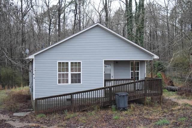 821 Martin Avenue, GREENVILLE, GA 30222 (MLS #177585) :: The Brady Blackmon Team