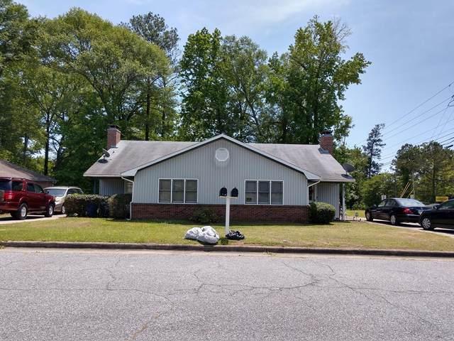 6200 Olde Towne Drive, COLUMBUS, GA 31907 (MLS #178901) :: The Brady Blackmon Team