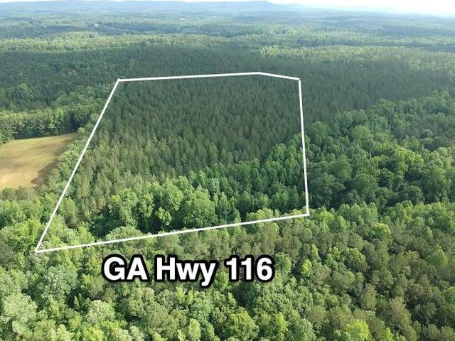 Parcel 2 Ga Hwy 116, SHILOH, GA 31826 (MLS #179146) :: The Brady Blackmon Team