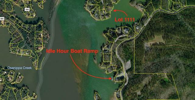 Lot 1111 Quail Hollow Drive, HAMILTON, GA 31811 (MLS #179723) :: The Brady Blackmon Team