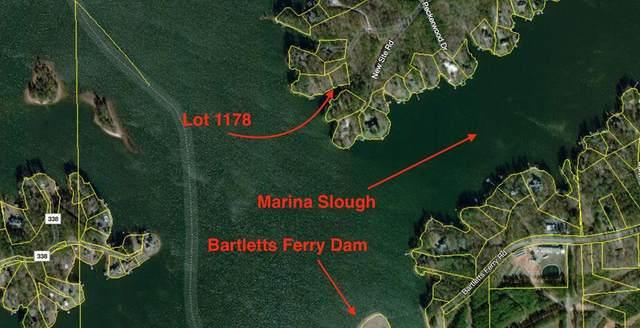 Lot 1178 New Site Road, HAMILTON, GA 31811 (MLS #179726) :: The Brady Blackmon Team