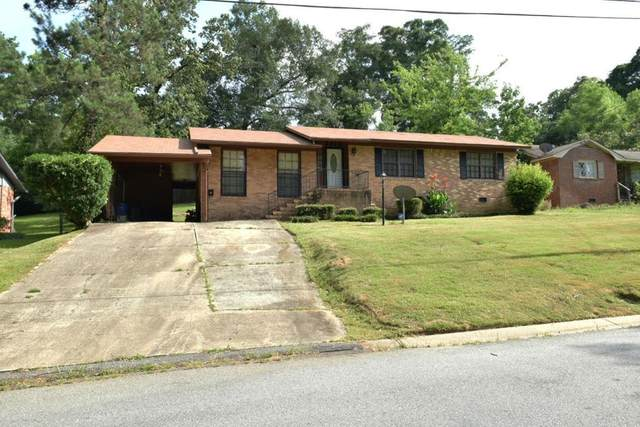 3312 Glenwood Drive, COLUMBUS, GA 31906 (MLS #179780) :: The Brady Blackmon Team