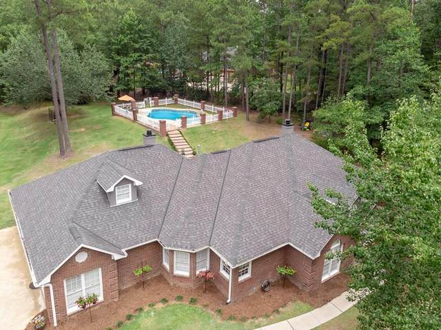 4032 Wooldridge Road, FORTSON, GA 31808 (MLS #179791) :: The Brady Blackmon Team