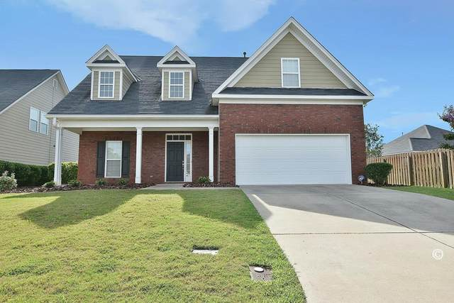 7320 Wooddale Court, COLUMBUS, GA 31904 (MLS #179830) :: The Brady Blackmon Team