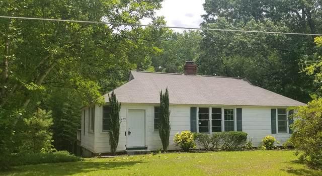 475 S Street, PINE MOUNTAIN VALLEY, GA 31823 (MLS #180005) :: The Brady Blackmon Team