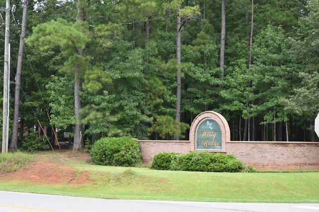 lot 16&17 Ridgeway Drive, FORTSON, GA 31804 (MLS #180144) :: Haley Adams Team