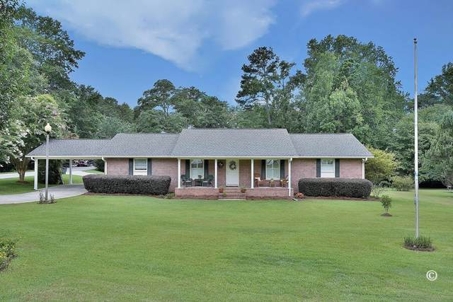 608 Farris Boulevard, MANCHESTER, GA 31816 (MLS #180345) :: The Brady Blackmon Team