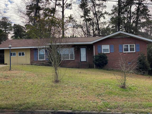1603 Sandfort Road, PHENIX CITY, AL 36869 (MLS #180443) :: Kim Mixon Real Estate