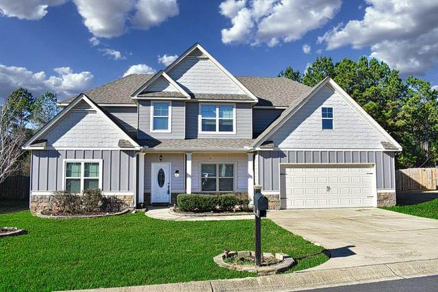 81 New Castle Drive, PHENIX CITY, AL 36870 (MLS #180501) :: The Brady Blackmon Team