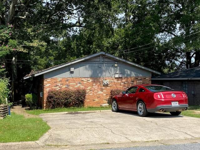 4109 Holly Avenue, COLUMBUS, GA 31904 (MLS #180667) :: The Brady Blackmon Team
