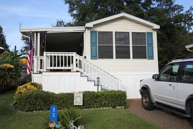 32 Whispering Pines, GEORGETOWN, GA 39854 (MLS #181029) :: Kim Mixon Real Estate