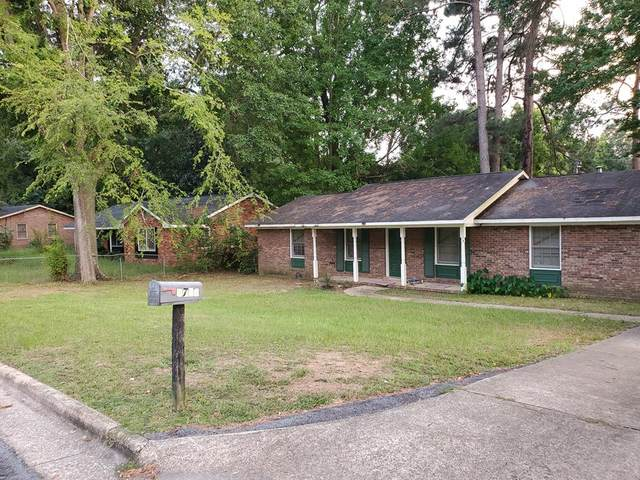 3736 Califon Drive, COLUMBUS, GA 31906 (MLS #181037) :: Haley Adams Team