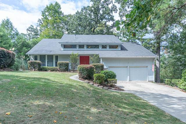 7611 Nature Trail, COLUMBUS, GA 31904 (MLS #181114) :: The Brady Blackmon Team