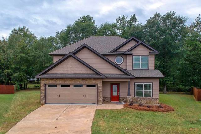 16 Golden Eagle Court, FORT MITCHELL, AL 36856 (MLS #181244) :: Kim Mixon Real Estate
