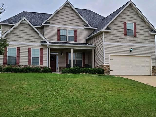 31 Pawnee Trail, FORT MITCHELL, AL 36856 (MLS #181255) :: Kim Mixon Real Estate
