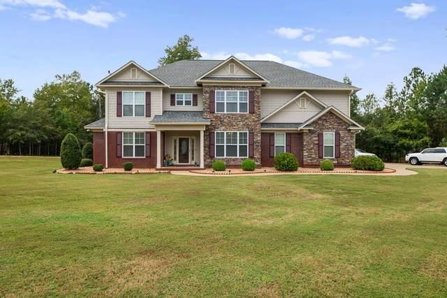 15 Mustang Court, WAVERLY HALL, GA 31831 (MLS #181258) :: Kim Mixon Real Estate