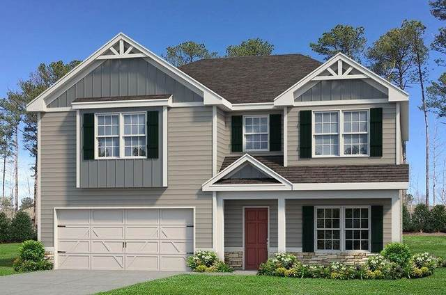 1 New Castle Drive, OPELIKA, AL 36870 (MLS #181333) :: Haley Adams Team