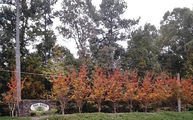 Lot 16 Oak Ridge Drive, WAVERLY HALL, GA 31831 (MLS #181425) :: Haley Adams Team
