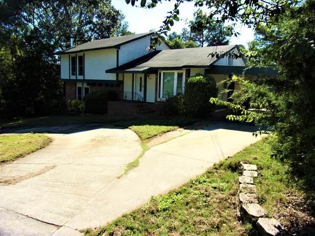5301 Hurst Drive, COLUMBUS, GA 31904 (MLS #181494) :: Haley Adams Team