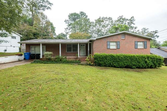 3812 Arrel Drive, COLUMBUS, GA 31909 (MLS #181765) :: Kim Mixon Real Estate