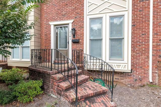 2141 13TH STREET #5, COLUMBUS, GA 31906 (MLS #181771) :: Haley Adams Team