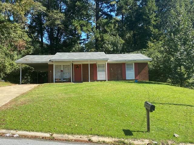 770 Andrea Drive, COLUMBUS, GA 31907 (MLS #181804) :: Haley Adams Team