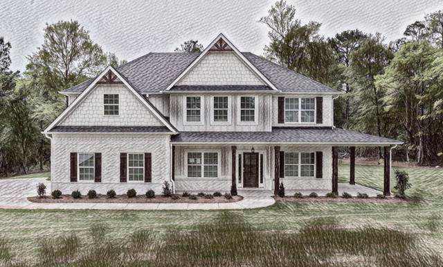 Homesite 110 Abberly Lane, ELLERSLIE, GA 31807 (MLS #181854) :: Haley Adams Team