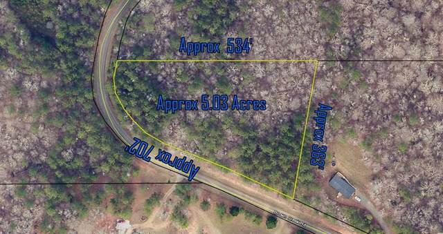 0 Brown Creek Road, WAVERLY HALL, GA 31831 (MLS #181893) :: Kim Mixon Real Estate